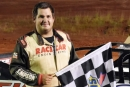 Joseph Brown earned $5,000 Nov. 18 at Needmore Speedway in Norman Park, Ga., in the Early Bird 50. (Donna Lee)