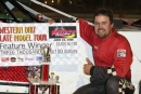 Bobby Hogge IV picked up a $3,000 Western Dirt Late Model Tour victory at Petaluma Speedway in Antioch, Calif., on June 24, 2006. (Dennis Daniel)