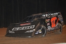 Dale McDowell heads to a $4,000 Schaeffer's Spring Nationals victory March 22 at Oglethorpe Speedway Park near Savannah, Ga. (Brian McLeod)