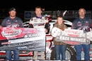 Tony Jackson Jr. captured the March 22 Comp Cams Super Dirt Series opener at Texarkana (Ark.) 67 Speedway. (woodyhamptonphotos.com)