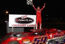 Aaron Heck won April 20's Crate Late Model feature at Spoon River Speedway in Banner, Ill. (joesecurityphoto.com)