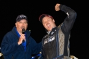 Andy Haus won June 14's Super Late Model feature at Bedford (Pa.) Speedway. (Jason Walls/wrtspeedwerx.com)