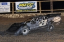 Timothy Culp heads to victory July 20 at Boothill Speedway in Greenwood, La., on the Comp Cams Super Dirt Series. (scottscustomart.com)
