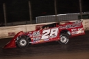Jimmy Mars led every lap Aug. 16 at Red Cedar Speedway in Menomonie, Wis., for a $5,555 Wollak Construction WISSOTA Challenge Series victory in the Duane Mahder 55. (Charlie Weber)