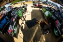 Stormy (2s) and Johnny (1st) are unloaded for Friday's Dirt Million prelims. (heathlawsonphotos.com)