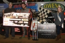 Christian Thomas picked up his first career FUEL victory Saturday at County Line. (William Twiddy)