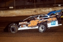 Logan Martin heads for a $2,000 Turkey Bowl XIII victory at Springfield (Mo.) Raceway. (stlracingphotos.com)