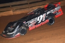 Jason Trammell crossed the line second but was awarded May 24's UCRA victory at Tazewell (Tenn.) Speedway upon Brian Smith's technical disqualification. (Jason Nunn)