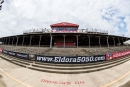 Eldora Speedway sits ready to host Thursday's opening round of the Dirt Late Model Stream Invitational with a $10,000-to-win preliminary program. (Zach Yost)