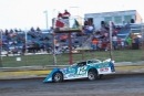 Brad Seng won the Northern LateModel Racing Association season opener June 27 at Devils Lake Speedway in Doyon, N.D. (speedway-shots.com)