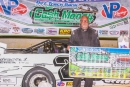 Brian Williams won his first career Dirt Track Bank Cash Money Super Dirt Series race July 3 at Crawford County Speedway in Van Buren, Ark. (facebook.com/insidetheovalphotography)