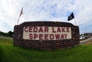 Cedar Lake Speedway in New Richmond, Wis., is set to host the 33rd version of the USA Nationals for the World of Outlaws Morton Buildings Late Model Series. (photosbyboyd.smugmug.com)