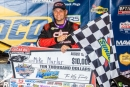 Mike Marlar earned $10,000 in Aug. 13's North-South Shootout on the Lucas Oil Late Model Dirt Series at Florence Speedway in Union, Ky. (heathlawsonphotos.com)