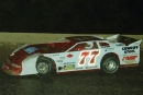 Joey Daniel of Liberty, Ky., led the final 23 laps to win the $5,000 Ponderosa Fall Classic on Oct. 7, 2000. (Todd Turner)