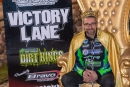 Nick Anvelink earned $1,500 in April 17's season opener on the DiscountShopTowels.com Dirt Kings Tour at Shawano (Wis.) Speedway. (Shawn Fredenberg)