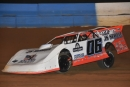 Christian Thomas won April 17's Limited Late Model feature at Fayetteville (N.C.) Motor Speedway. (redclayrebel.smugmug.com)