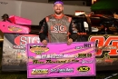 Tad Pospisil earned $3,000 for his 24th career Malvern Bank Series victory Saturday at Adams County Speedway. (photosbyboyd.smugmug.com)