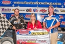 Kennie Compton Jr. earned $3,000 for his Randy Thuman Memorial victory Aug. 29 in Fastrak action at Beckley (W.Va.) Motor Speedway. (peepingdragonphotography.com)