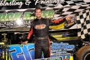 Josh Putnam picked up $3,000 Aug. 31 at Duck River Raceway Park for his victory in the Labor Day Triple Crown finale. (photobyconnie.com)