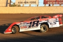 Shannon Babb gets rolling at Federated Auto Parts Raceway at I-55, where he pocketed $10,000 in Sept. 13's St. Louis Showdown. (stlracingphotos.com)