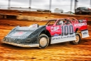 C.S. Fitzgerald heads to a $4,000 victory Sept. 14 in the West Virginia Dirt Cup at Princeton Speedway. (peepingdragonphotography.com)