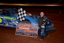 Rodgerick Dykes captured a $2,500 NeSmith victory at Golden Isles Speedway. (Troy Bregy)