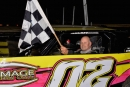 Keith Nosbisch of Valrico, Fla., earned $3,000 March 20 at Bubba Raceway Park in Ocala, Fla., for his 10th career UDLMCS victory. (Troy Bregy)