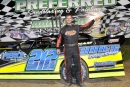 Josh Putnam captured April 25's Super Late Model victory at Duck River Raceway Park in Wheel, Tenn. (photobyconnie.com)