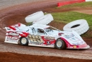 Randy Weaver tunes up May 2 at Talladega Short Track, where he won the Southern All Star feature to stretch his personal 2015 record to 8-for-8. (Chris McDill)