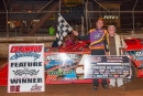Bub McCool led all the way May 2 at Columbus (Miss.) Speedway for his 15th career Mississippi State Championship Challenge Series victory. (foto-1.net)