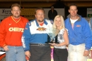Terry Phillips won his 14th MARS DIRTcar Series in the 2003 finale at Wheatland (Mo.) Raceway but finished second to Bill Frye in the title chase. (DirtonDirt.com)