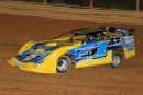 Vic Hill debuted a new Longhorn Chassis on Saturday at Volunteer Speedway. (Chad Wells)