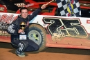 Justin McRee captured a $2,000 NeSmith victory at Whynot Motorsports Park (Brian McLeod)