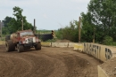 Track prep gets under way at Daugherty Speedway for Wednesday's Summernationals event. (DirtonDirt.com)