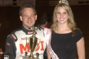 Steve Francis earned $20,000 for his Oct. 24, 2004, victory in the Commonwealth Cup at Kentucky Lake Motor Speedway in Calvert City, Ky. (DirtonDirt.com)