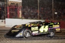 Chris Madden (44) edges Shane Clanton by a 0.013-second margin April 23 for a Old Man's Garage Spring Nationals victory in Senoia, Ga. (focusedonracing.com)