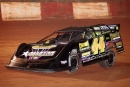Chris Madden heads to a $4,000 Ultimate Super Late Model Series victory Sunday at Rome (Ga.) Speedway. (focusedonracing.com)