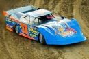 Cliff Williams won May 21's Crate Late Model feature at Jackson Motor Speedway in Byram, MIss. (Chris McDill)