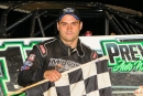 Max Blair earned $4,000 for May 27's unsanctioned victory in Bedford (Pa.) Speedway's Johnny Grum Tribute for Super Late Models. (Jason Walls/wrtspeedwerx.com)