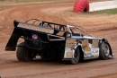 Willie Milliken gets rolling May 28 at Fayetteville (N.C.) Motor Speedway before winning a $4,848 I-95 Challenge Series event. (Joseph Swann)