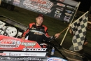 Hunter Rasdon picked up the July 1 Comp Cams Super Dirt Series victory at Greenville (Miss.) Speedway. (Best Photography)