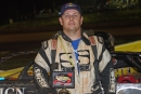 Shanon Buckingham captured his first career Southern Nationals victory at Tri-County. (Brian McLeod)