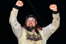 Randy Christine Jr. won July 23's Late Model feature at Susquehanna Speedway Park in Newberrytown, Pa. (Jeff Hertzler/wrtspeedwerx.com)