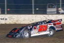 Shane Clanton won Sept. 23's first heat at Magnolia Motor Speedway in Columbus, Miss., to earn the pole position for the following night's Magnolia State Cotton Pickin' 100. (Chris McDill)