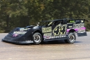 Chris Madden heads for a $4,000 Southern All Star victory (the 50th of his career) on Sunday at East Alabama Motor Speedway in Phenix City. (ronskinnerphotos.com)