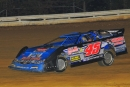 David Williams won Oct. 15's Kevin Cooke Memorial for Limited Late Models as part of Potomac Speedway's Southern Maryland Nationals. (Travis Trussell/wrtspeedwerx.com)