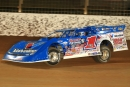 Josh Richards was a group fast qualifier in both rounds of qualifying during the Oct. 27 World Finals program at The Dirt Track at Charlotte in Concord, N.C. (Jimmy Dearing)