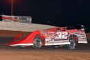 Bobby Pierce led all 30 laps of Jan. 7's Keyser Manufacturing Wild West Shootout opener at Arizona Speedway in Queen Creek, earning $5,000. (photofinishphotos.com)