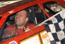 Terrance Nowell's first sanctioned touring victory came Feb. 23, 2003, at Green Valley Speedway's Bama Bash on the Southern All Star circuit. (DirtonDirt.com)