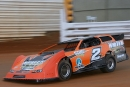 Andrew Yoder tunes up March 25 at Port Royal (Pa.) Speedway before winning the first Mason-Dixon Shootout Series event for Limited Late Models. (Todd Battin)